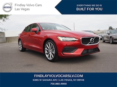 New 2019 Volvo S60 T5 Momentum Sedan in Las Vegas, NV