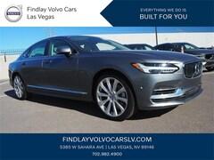 New 2019 Volvo S90 Hybrid T8 Inscription Sedan in Las Vegas, NV