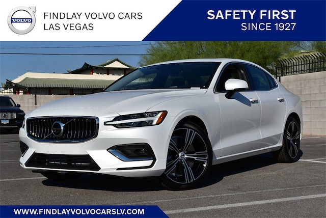 Featured new 2021 Volvo S60 T6 Inscription Sedan for sale in Las Vegas, NV