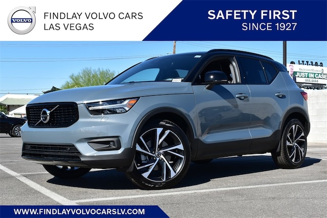 Featured new 2021 Volvo XC40 R-Design SUV for sale in Las Vegas, NV