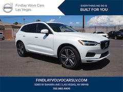 New 2019 Volvo XC60 T6 Momentum SUV in Las Vegas, NV