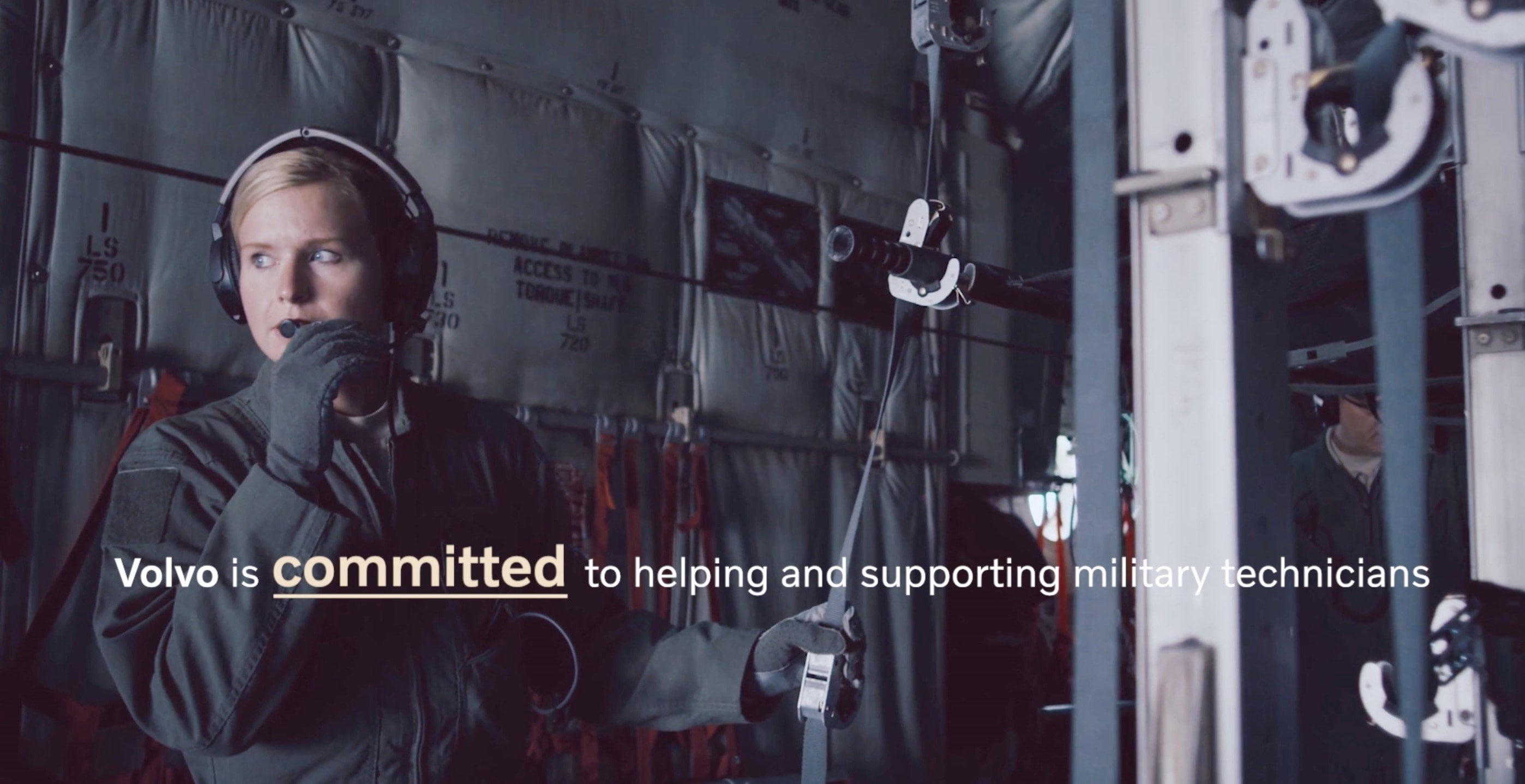 Volvo gives U.S. Veterans opportunities to apply their skills in the $1T auto industry