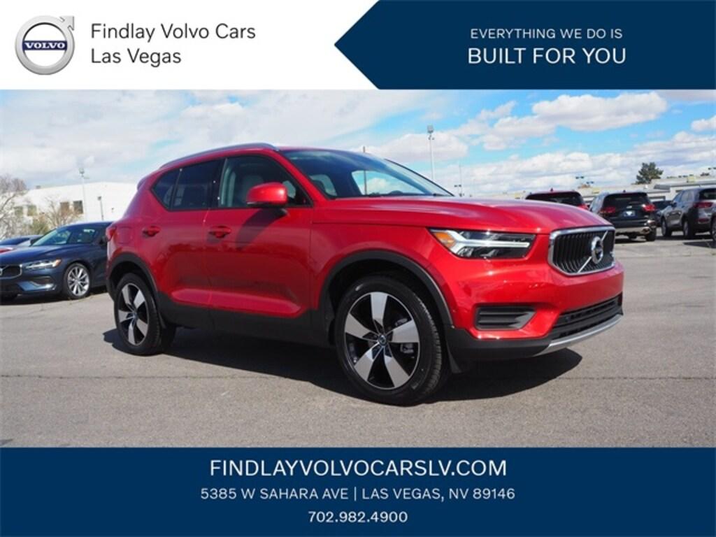 New 2019 Volvo Xc40 For Sale Lease In Las Vegas Nv Vin Yv4162uk6k2102353