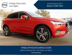 New 2019 Volvo XC60 T5 Momentum SUV in Las Vegas, NV