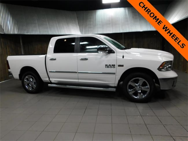Used 2016 Ram 1500 Big Horn Truck for Sale in Plymouth, IN at Auto Park Buick GMC