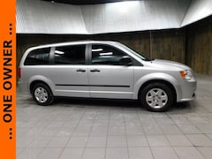 2012 Dodge Grand Caravan SE/AVP Minivan/Van