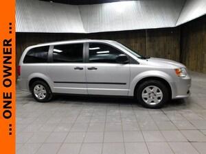 2012 Dodge Grand Caravan SE/AVP