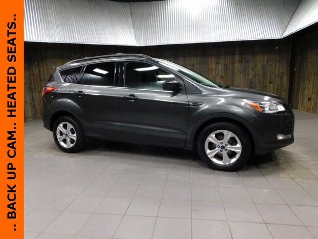 Used 2015 Ford Escape SE SUV for Sale in Plymouth, IN at Auto Park Buick GMC