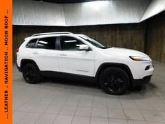 2015 Jeep Cherokee Limited SUV