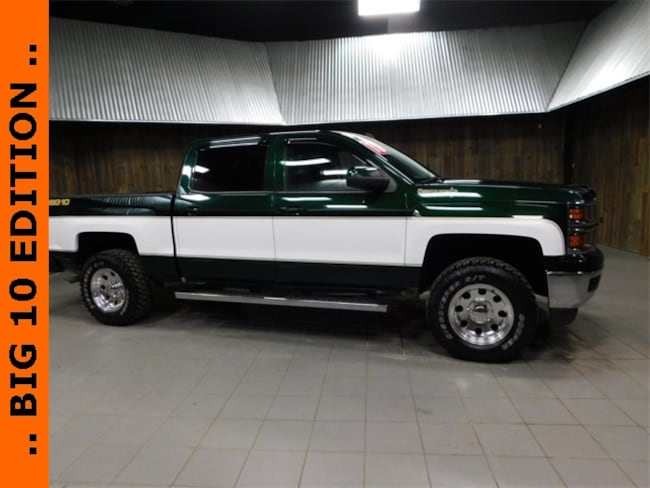 Used 2015 Chevrolet Silverado 1500 LT Truck for Sale in Plymouth, IN at Auto Park Buick GMC