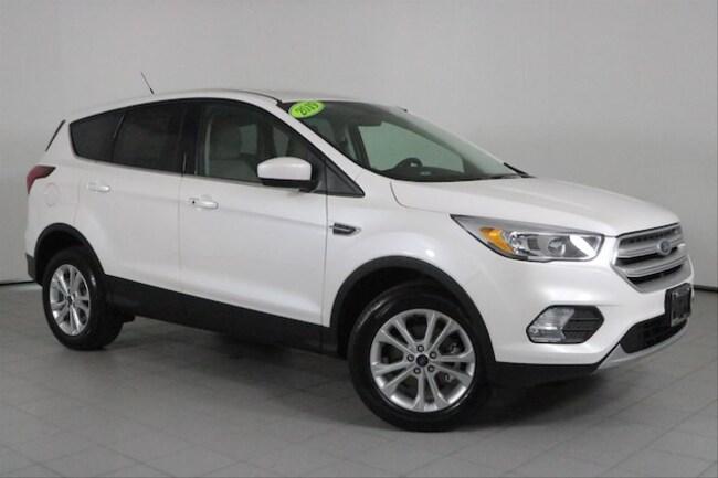 New 2019 Ford Escape SE SUV in Peoria, IL