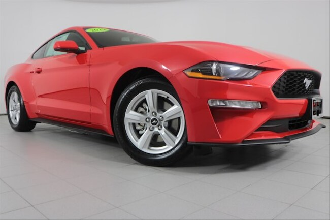 New 2019 Ford Mustang Ecoboost Coupe in Peoria, IL