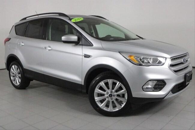 New 2019 Ford Escape SEL SUV in Peoria, IL