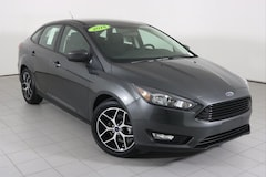 New 2018 Ford Focus SE Sedan in Peoria, IL