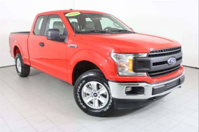 New 2018 Ford F-150 XL Truck in Peoria, IL
