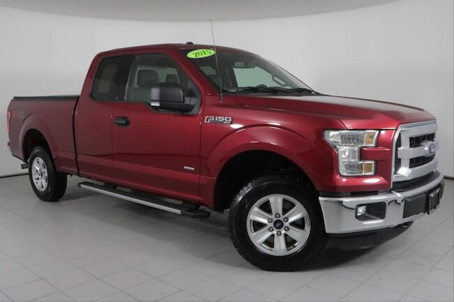 Used 2015 Ford F-150 XLT Truck in Peoria, IL