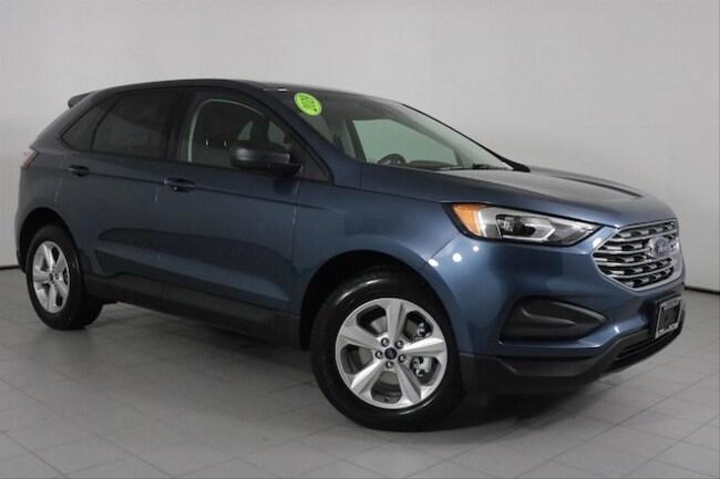 New 2019 Ford Edge SE SUV in Peoria, IL
