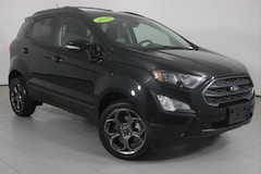 New 2018 Ford EcoSport SES SUV in Peoria, IL