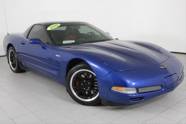 Used 2002 Chevrolet Corvette Z06 Coupe in Peoria, IL