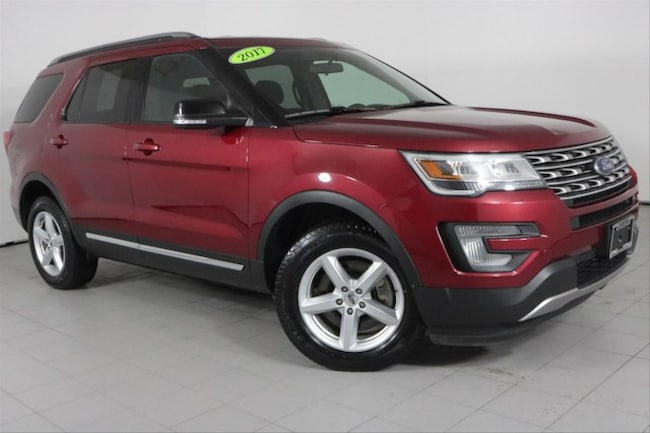Used 2017 Ford Explorer XLT SUV in Peoria, IL