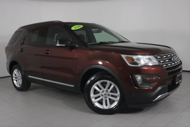 Used 2016 Ford Explorer XLT SUV in Peoria, IL