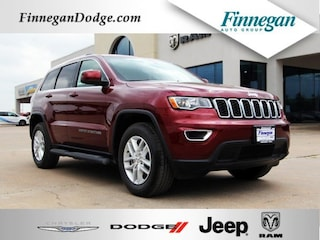 New 2018 Jeep Grand Cherokee LAREDO E 4X2 Sport Utility E5798 Only @ Finnegan! Call 281-342-9318 to Reserve This One!