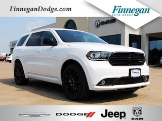 New 2018 Dodge Durango SXT PLUS RWD Sport Utility E6228 Only @ Finnegan! Call 281-342-9318 to Reserve This One!