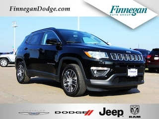New 2019 Jeep Compass SUN & WHEEL FWD Sport Utility E6708 Only @ Finnegan! Call 281-342-9318 to Reserve This One!