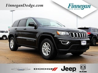 New 2019 Jeep Grand Cherokee LAREDO 4X2 Sport Utility E6407 Only @ Finnegan! Call 281-342-9318 to Reserve This One!