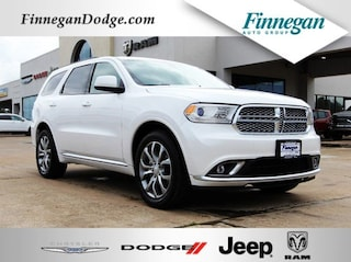New 2018 Dodge Durango SXT PLUS RWD Sport Utility E5280 Only @ Finnegan! Call 281-342-9318 to Reserve This One!