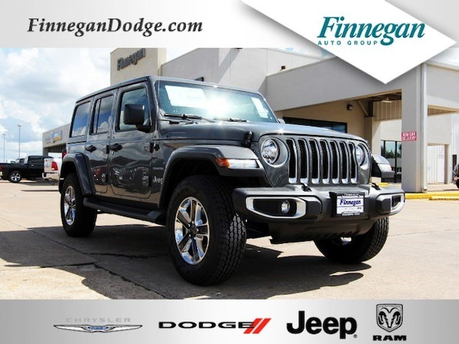 DYNAMIC_PREF_LABEL_AUTO_NEW_DETAILS_INVENTORY_DETAIL1_ALTATTRIBUTEBEFORE 2018 Jeep Wrangler UNLIMITED SAHARA 4X4 Sport Utility Only @ Finnegan! Call 281-342-9318 to Reserve This One!