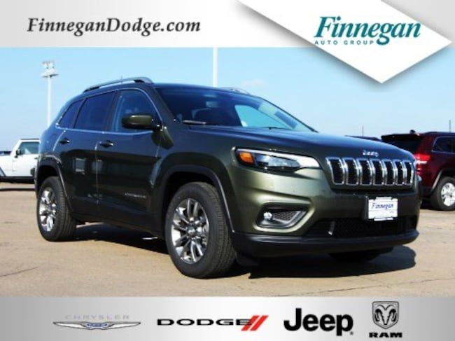 DYNAMIC_PREF_LABEL_AUTO_NEW_DETAILS_INVENTORY_DETAIL1_ALTATTRIBUTEBEFORE 2019 Jeep Cherokee LATITUDE PLUS FWD Sport Utility Only @ Finnegan! Call 281-342-9318 to Reserve This One!