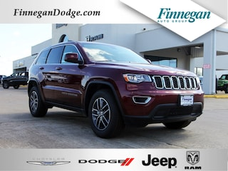 New 2018 Jeep Grand Cherokee LAREDO E 4X2 Sport Utility Only @ Finnegan! Call 281-342-9318 to Reserve This One!