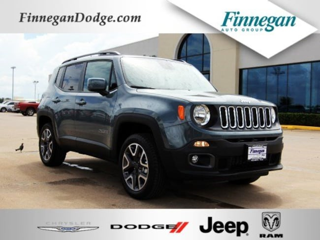 DYNAMIC_PREF_LABEL_AUTO_NEW_DETAILS_INVENTORY_DETAIL1_ALTATTRIBUTEBEFORE 2018 Jeep Renegade LATITUDE 4X4 Sport Utility Only @ Finnegan! Call 281-342-9318 to Reserve This One!