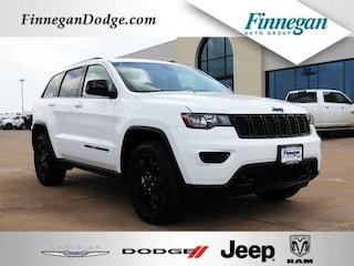 New 2018 Jeep Grand Cherokee UPLAND 4X4 Sport Utility E6182 Only @ Finnegan! Call 281-342-9318 to Reserve This One!