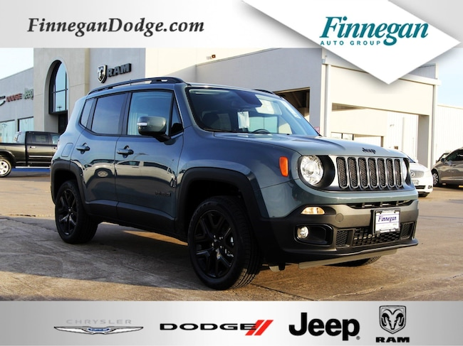 DYNAMIC_PREF_LABEL_AUTO_NEW_DETAILS_INVENTORY_DETAIL1_ALTATTRIBUTEBEFORE 2018 Jeep Renegade ALTITUDE 4X4 Sport Utility Only @ Finnegan! Call 281-342-9318 to Reserve This One!