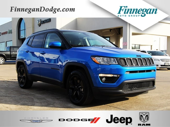 DYNAMIC_PREF_LABEL_AUTO_NEW_DETAILS_INVENTORY_DETAIL1_ALTATTRIBUTEBEFORE 2019 Jeep Compass ALTITUDE FWD Sport Utility Only @ Finnegan! Call 281-342-9318 to Reserve This One!