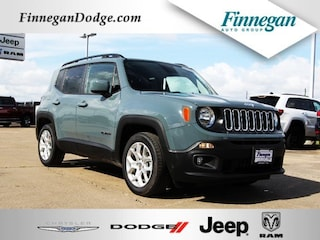 New 2018 Jeep Renegade LATITUDE 4X2 Sport Utility E6610 Only @ Finnegan! Call 281-342-9318 to Reserve This One!