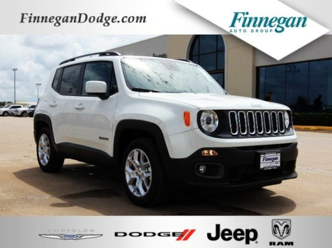 DYNAMIC_PREF_LABEL_AUTO_NEW_DETAILS_INVENTORY_DETAIL1_ALTATTRIBUTEBEFORE 2018 Jeep Renegade LATITUDE 4X2 Sport Utility Only @ Finnegan! Call 281-342-9318 to Reserve This One!