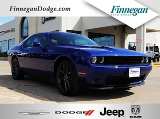 New 2019 Dodge Challenger SXT Coupe E6403 Only @ Finnegan! Call 281-342-9318 to Reserve This One!