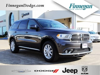 New 2019 Dodge Durango SXT PLUS RWD Sport Utility E6397 Only @ Finnegan! Call 281-342-9318 to Reserve This One!