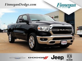 New 2019 Ram 1500 BIG HORN / LONE STAR QUAD CAB 4X2 6'4 BOX Quad Cab Only @ Finnegan! Call 281-342-9318 to Reserve This One!