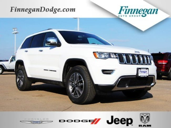 DYNAMIC_PREF_LABEL_AUTO_NEW_DETAILS_INVENTORY_DETAIL1_ALTATTRIBUTEBEFORE 2019 Jeep Grand Cherokee LIMITED 4X2 Sport Utility Only @ Finnegan! Call 281-342-9318 to Reserve This One!
