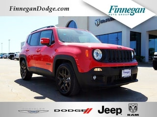New 2018 Jeep Renegade ALTITUDE 4X2 Sport Utility E5824 Only @ Finnegan! Call 281-342-9318 to Reserve This One!