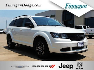 New 2018 Dodge Journey SE Sport Utility E6114 Only @ Finnegan! Call 281-342-9318 to Reserve This One!