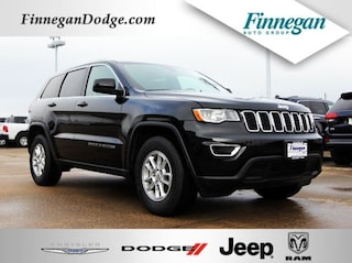 New 2019 Jeep Grand Cherokee LAREDO 4X2 Sport Utility E6415 Only @ Finnegan! Call 281-342-9318 to Reserve This One!