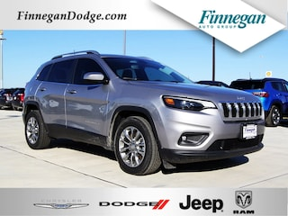New 2019 Jeep Cherokee LATITUDE PLUS FWD Sport Utility ET1738 Only @ Finnegan! Call 281-342-9318 to Reserve This One!