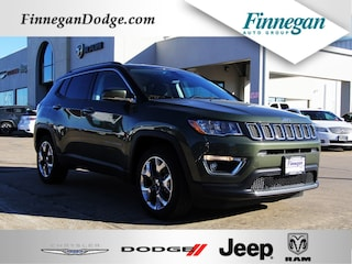 New 2019 Jeep Compass LIMITED FWD Sport Utility E6452 Only @ Finnegan! Call 281-342-9318 to Reserve This One!