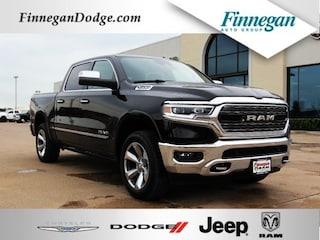 New 2019 Ram 1500 LIMITED CREW CAB 4X4 5'7 BOX Crew Cab E5845 Only @ Finnegan! Call 281-342-9318 to Reserve This One!