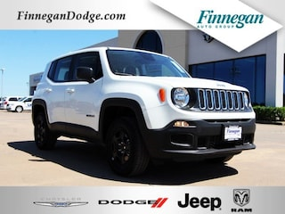 New 2018 Jeep Renegade Marauder! Sport Utility E5833 Only @ Finnegan! Call 281-342-9318 to Reserve This One!